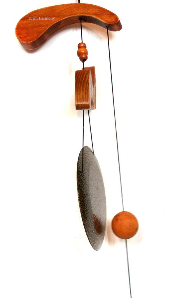 feng shui gong windspiel windgong glocke shop kiam harmony. Black Bedroom Furniture Sets. Home Design Ideas