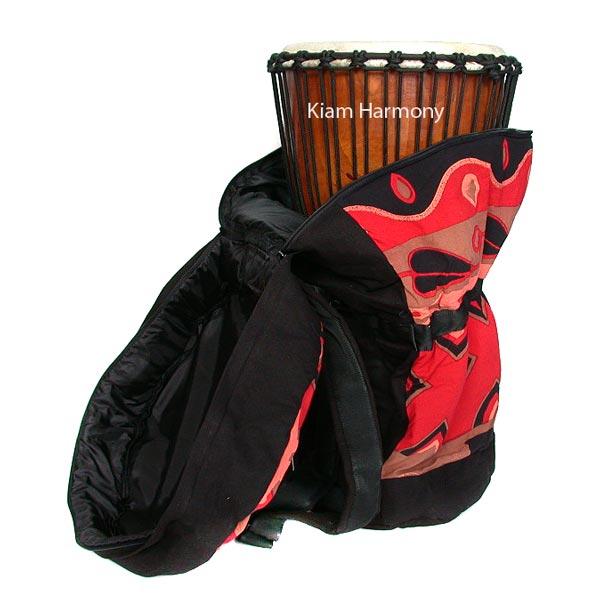 Djembe Tasche fuer 65cm Djembés  Trommel Taschen Djembe Drum