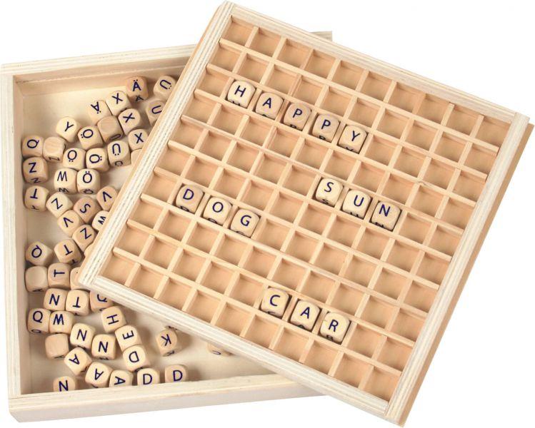 Wörter Legen Spiel