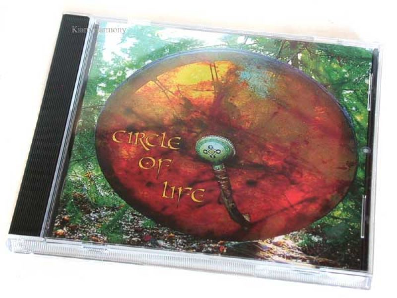 Circle of Life CD von Thomas Eberle