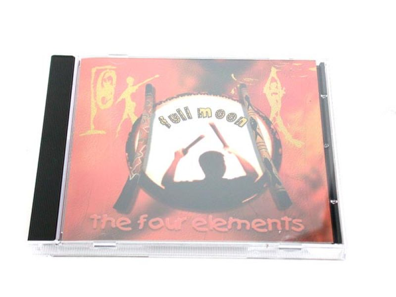 CD - four elements - full moon