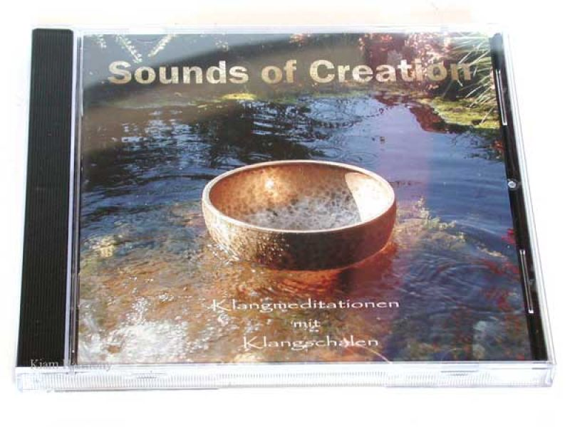 Sound of Creation CD von Thomas Eberle