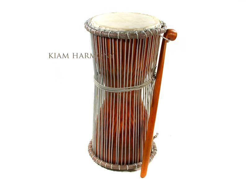 Talking Drum - Traditionelle Sprech-Trommel